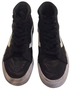 Vans Black/White Athletic