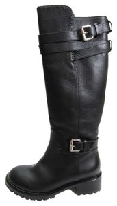 Fendi Knee Black Boots