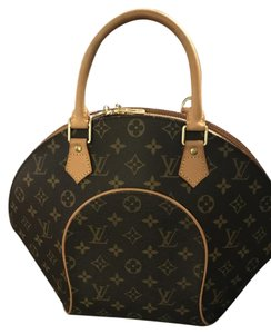 Louis Vuitton Ellipse Gm Satchel in Monogram