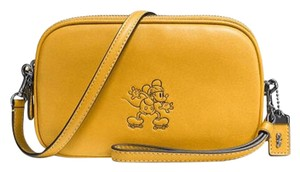 Coach 66150 Mickey Mouse Cross Body Bag
