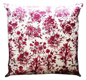 Gucci GUCCI FLORA floral Decorative Pillow 19
