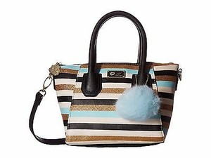 Betsey Johnson Satchel in Multi-Color