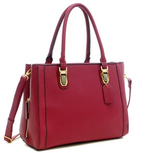 Other Classic Large Handbags The Treasured Hippie Vintage Tote in Red