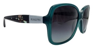 Ralph Lauren Square Green Women's Ralph Lauren Sunglasses RA 5165 1102/11 57