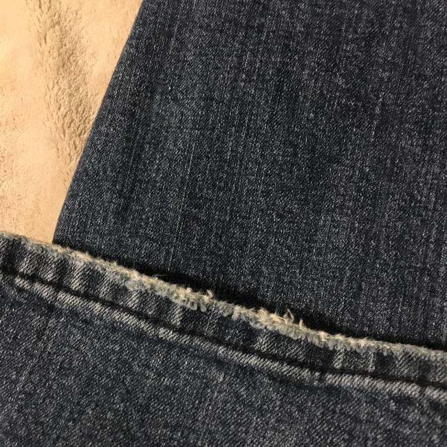 7 For All Mankind Boot Cut Jeans-Distressed Image 3