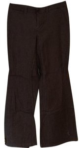 Banana Republic Flare Pants brown