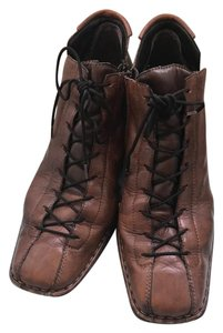 Reiker Comfort Fashion On-trend Leather Brown Boots