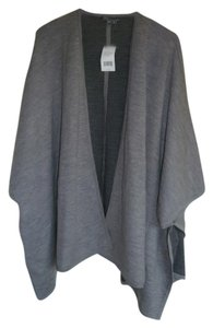 Vince Poncho Cardigan Boxy Cape