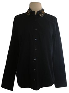 J.Crew Button Down Shirt Navy