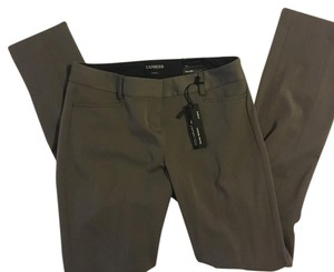 Express Trouser Pants gray/tan