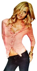 Victoria's Secret Ruffle Cardigan