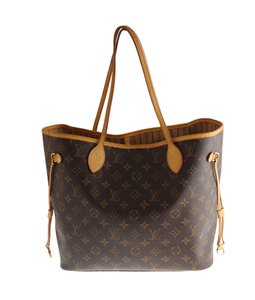 Louis Vuitton Canvas Tote in ,Brown