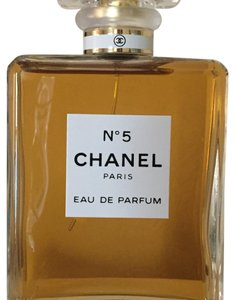 Chanel Chanel No5 3.4 oz eau de parfum spray.