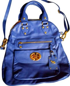 Emma Fox Hobo Blue New Tote in Royal Blue
