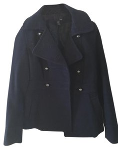 H&M Wool Doublebreasted Pea Coat