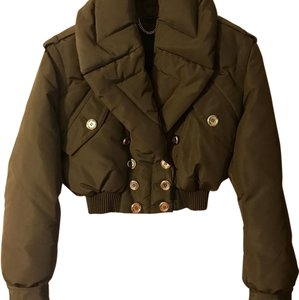 Burberry Prorsum Military Jacket