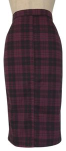 Topshop Skirt Red