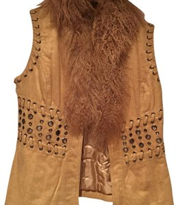 Christine Phillipe Co. Vest