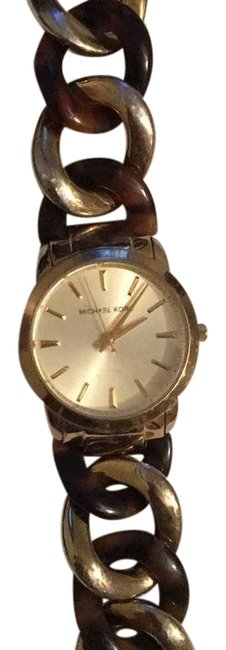 Item - Gold And Tortoise Watch
