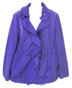 Chaus Lightweight Purple Jacket