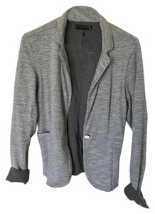 Rag & Bone Casual Light Gray Blazer