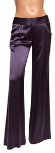 Ingwa Melero Silk Trouser Pants Purple