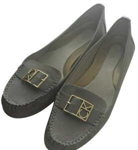 Calvin Klein Loafers Comfortable grey Flats