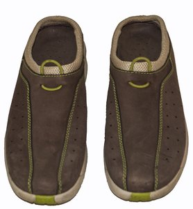 Cole Haan purple /green Athletic