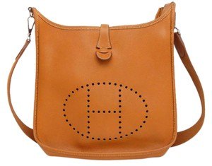 Hermès Constance Birkin Kelly Togo Gm Cross Body Bag
