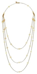 Tory Burch Tory Burch Multi Strand Necklace