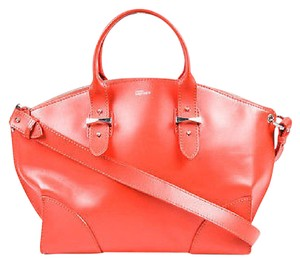Alexander McQueen Shoppers Tote in Red