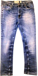Free Planet Stretch Distressed Denim Skinny Jeans-Distressed