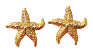 Other Starfish Clip On Earrings