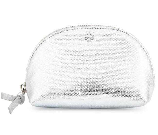 Item - Silver Small Cosmetic Bag