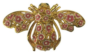 Joan Rivers Joan Rivers Collection Cherry Blossom Bee Brooch