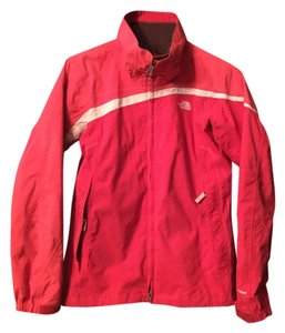 The North Face Ski Softshell Red Coat