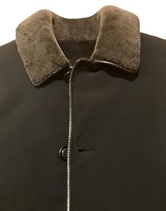 Gallotti Shearling Men Fur Coat