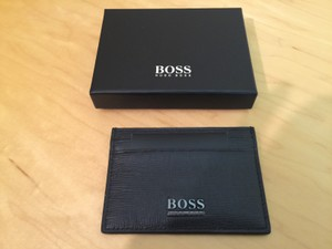 Hugo Boss Hugo Boss Card Wallet New in Box