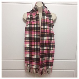 Made in Germany Plaid Cashmere Scarf