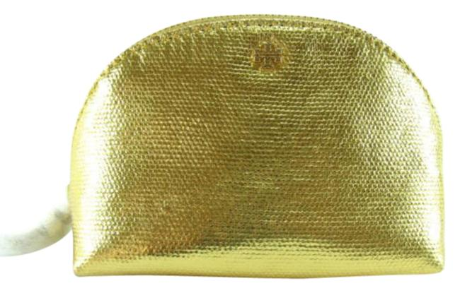 Item - Gold Small Cosmetic Bag