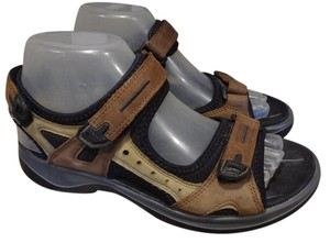 Ecco Leather brown Sandals