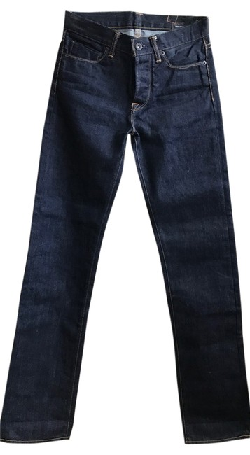 Preload https://img-static.tradesy.com/item/20463801/dark-rinse-from-boot-cut-jeans-size-28-4-s-0-3-650-650.jpg