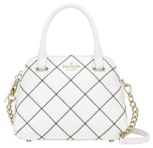 Kate Spade Emerson Place Maise Swan Pxru6528 Satchel in Multi-Color
