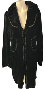 Tahari brown, black Jacket