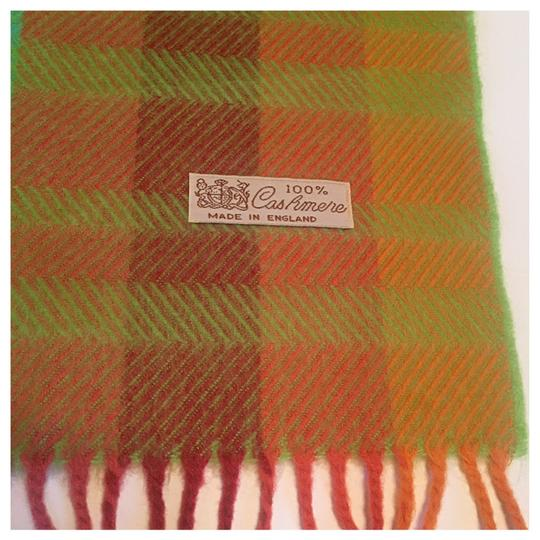 Made in England Cashmere Scarf Image 1