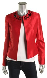 Kasper Red Blazer