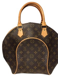 Louis Vuitton Satchel in dark brown