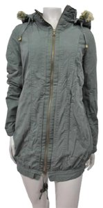 Other Staring At Stars Urban Outfitters Full Zip Hoodie Parka Army green Jacket