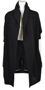 Vince Womens Cardigan Hooded Sweater