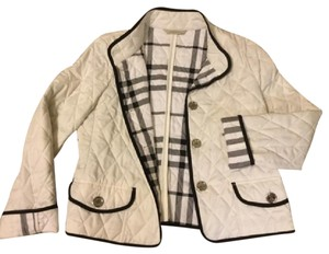 Burberry London White Blazer